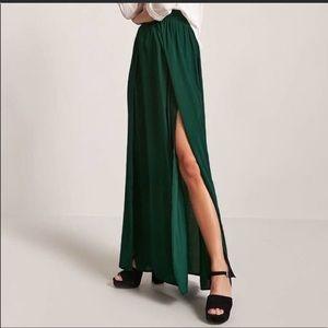 ☀️ 3/$30 Forever 21 Contemporary Maxi Skirt NWOT